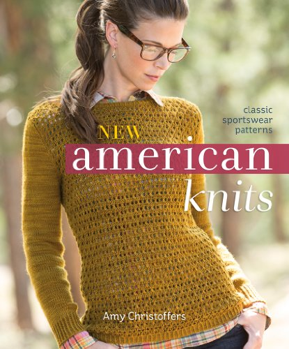 New American Knits: Classic Sportswear Patterns (English Edition)
