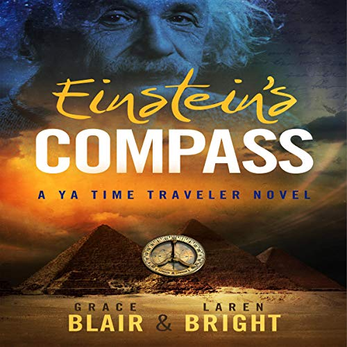 Einstein's Compass audiobook cover art