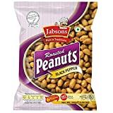 Mildly spiced, mouth watering roasted peanut, seasoned with black pepper & Indian spices Best quality Indian (bharuchi) flavoured peanuts Roasted in the age-old hand roasting process of gujarat: this process gives natural sweeetness, true roasted fla...