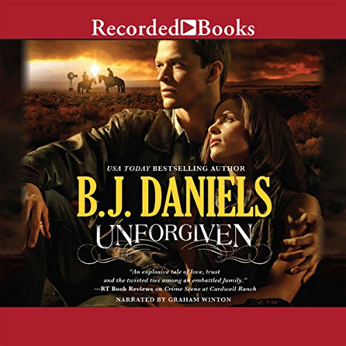 Unforgiven     Beartooth, Montana Book 1              By:                                                                                                                                 B. J. Daniels                               Narrated by:                                                                                                                                 Graham Winton                      Length: 9 hrs and 7 mins     43 ratings     Overall 4.4