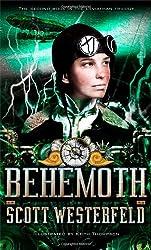 Behemoth (Leviathan #2) by Scott Westerfeld