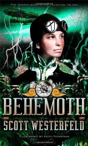 Behemoth (The Leviathan Trilogy)