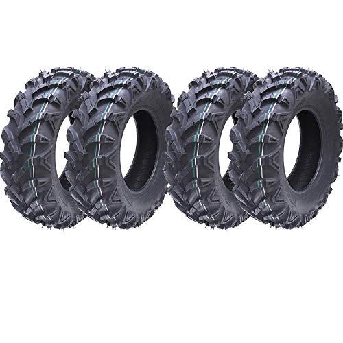 Quad Reifen 22x7-11 4ply Wanda 'E' Markiert, Straße Gesetzliche, Atv Reifen - Set mit 4 Reifen