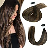 Creamily I Tip Human Hair Extensions Remy...