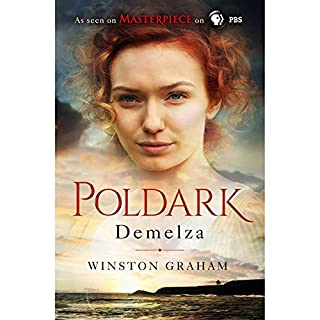 Demelza audiobook cover art