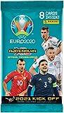 Panini France SA- UEFA Euro 2020 Adrenalyn XL 2021 Kick Off-Boite de 24 pochettes Caja Bolsillos (004112BOX24F)