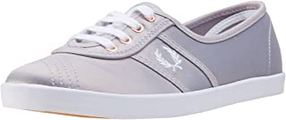 Fred Perry Aubrey Satin Womens Sneakers Metallic