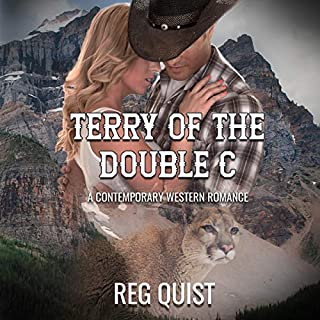 Terry of the Double C audiobook cover art