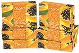 Vaadi Herbal Bio-Seife Bar Frische Papaya seife Natürliche Seife Für Alle Hauttypen Sulfatfrei 6 X...