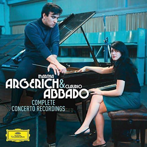 Martha Argerich & Claudio Abbado