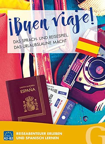 ¡Buen Viaje! Das Sprach- und Reisespiel, das Urlaubslaune macht: Reiseabenteuer erleben und Spanisch lernen / Sprachspiel