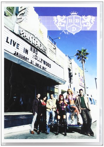 Rbd - Live In Hollywood [Italia] [DVD]