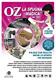 Cera Novecento 8212 Spugna Magica Oz, Giallo, 23 x 28 cm...