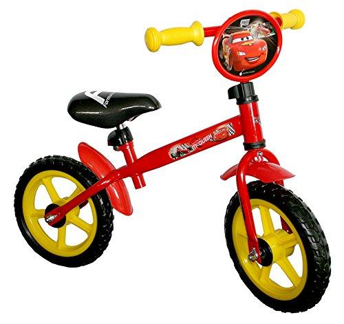 Unbekannt Balance Fahrrad–12Zoll Räder–Disney Motiv Cars