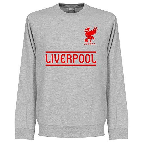 Retake Liverpool Team Sweatshirt - Grey - M