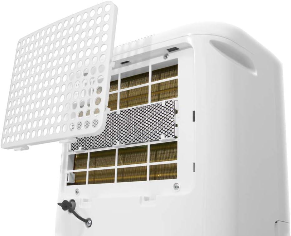 Drainage Continu Technologie Intelligente Wi-FI S/èche-Linge D/éshumidificateur dair Ioniseur Inventor EVA ION Pro WiFi EP3-WiFi 16L //24H Garantie de 2 Ans Red/émarrage Auto Minuterie