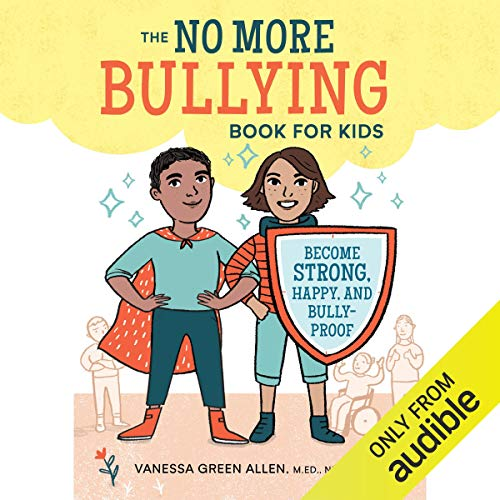 No More Bullying Book for Kids cover art