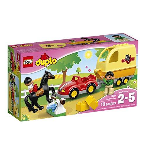 LEGO DUPLO Horse Trailer 10807 by LEGO