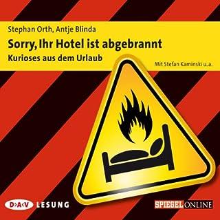 Sorry, Ihr Hotel ist abgebrannt Titelbild