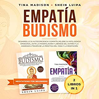 Empatía, Budismo [Empathy, Buddhism] audiobook cover art