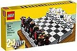 LEGO Iconic Chess Set 1450pieza(s) Juego de construcción - Juegos de construcción (9 año(s), 1450 Pieza(s))