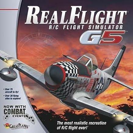 Amazon com: Great Planes Realflight G5 Flight Simulator Mode