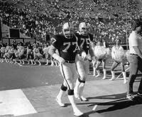 Lyle Alzado & Howie Long Oakland Raiders 8x10 Sports Action Photo (2)