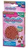 Aquabeads - 32608 - Pack abalorios sólidos Marrón claro