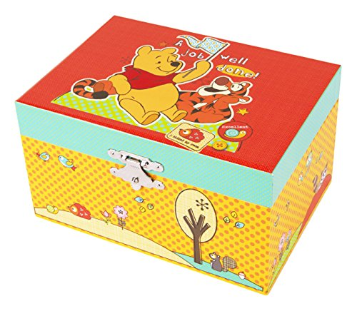 Trousselier Coffret Musical Winnie l'Ourson