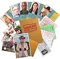 UNSOLVED CASE FILES   Edmunds, Buddy - Cold Case Murder Mystery Game   Can You Solve The Crime?