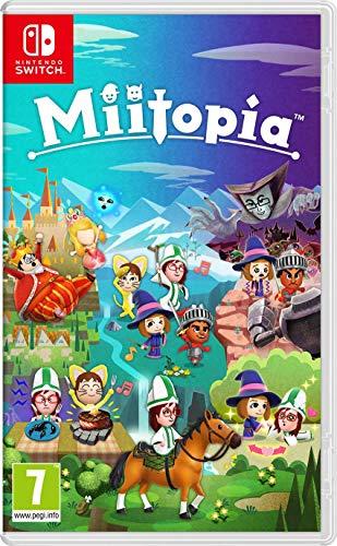 Miitopia - Nintendo Switch [Importación italiana]