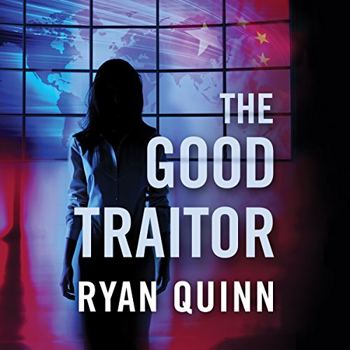 The Good Traitor audiobook cover art