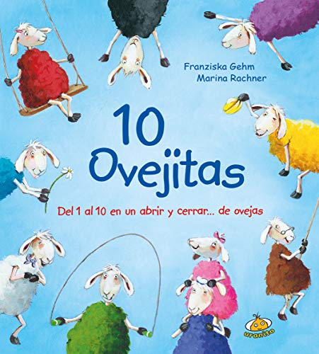 10 ovejitas (Bebeteca)