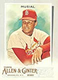 2020 Topps Allen and Ginter #131 Stan Musial...