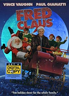 Fred Claus (WS/DVD)