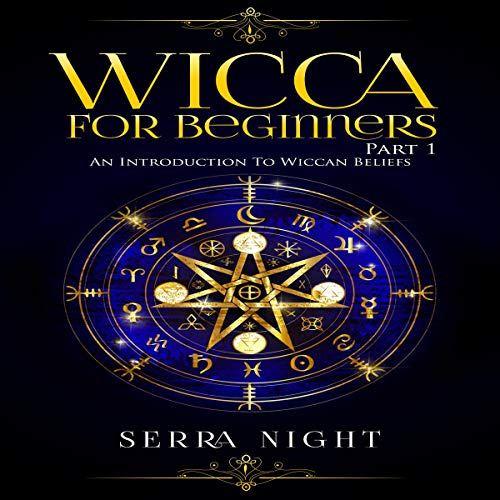 Wicca for Beginners: Part 1 audiobook cover art