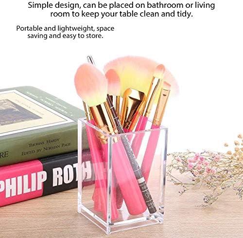 Acrylic makeup brush holders _image1