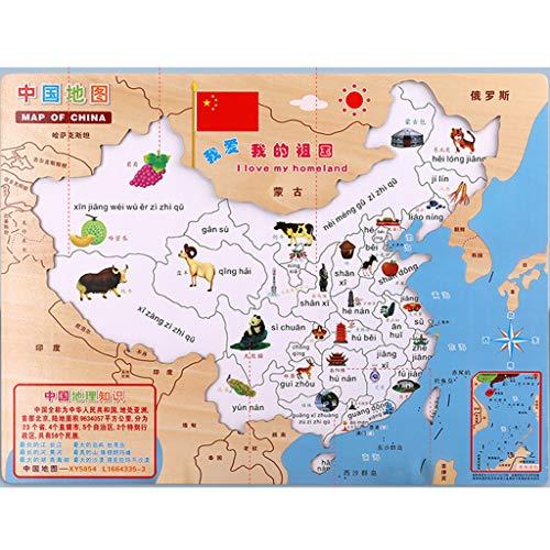 BRISEZZ China Food Karte Intelligence Puzzles Spiel Interessantes Spielzeug Persönliches Kinderspielzeug Indoor-Unterhaltung Personalisiertes Geschenk Gadgets für Erwachsene Und Teenager