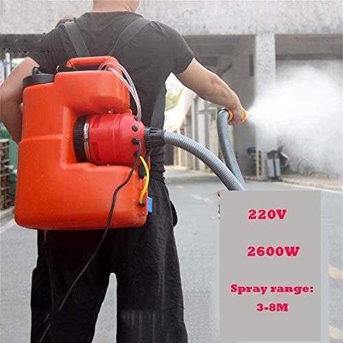 20L Nebelmaschine Desinfektionsgerät Elektro-Ultra-Micro-Atomizer Aerosol,Desinfektions Rückensprühgerät Spray Bereich 8-10M Für Schule Krankenhäuser Hotel Farm