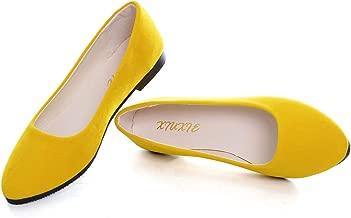 Best yellow flats womens Reviews