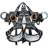 Arnés De Escalada Proteger Pierna Cintura Más Seguro,Cinturones De Seguridad Para Mujer Y Hombre Para Montañismo Alpinismo Expedición Escalada En Roca