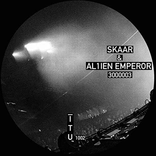Al1ien Emperor & Skaar
