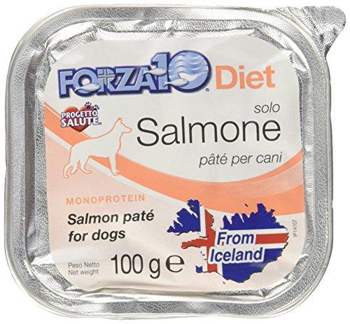 Forza 10 Dog Diet Solo Saumon, 1 Bol, 100 g