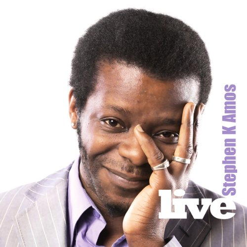 Stephen K Amos Live (Dramatized) audiobook cover art