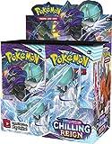 Pokémon TCG: Sword & Shield—Chilling Reign Booster Display Box