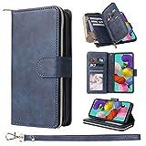 ZCDAYE Funda tipo cartera para Samsung Galaxy A51, Premium [cierre magnético] [bolsillo con...
