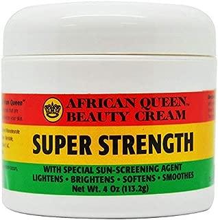 African Queen Beauty Cream Super Strengths 4 Oz