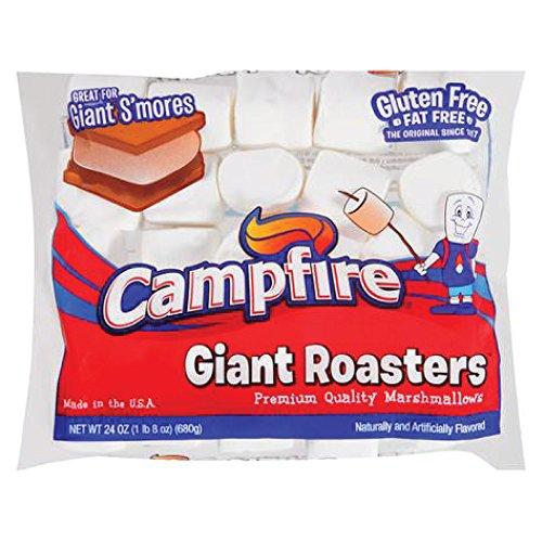 Giant Roasters Marshmallows