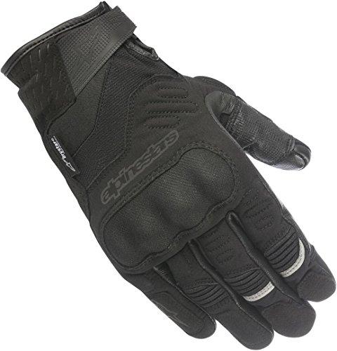 Alpinestars 1694400104 Motorrad Handschuhe, Schwarz, XL