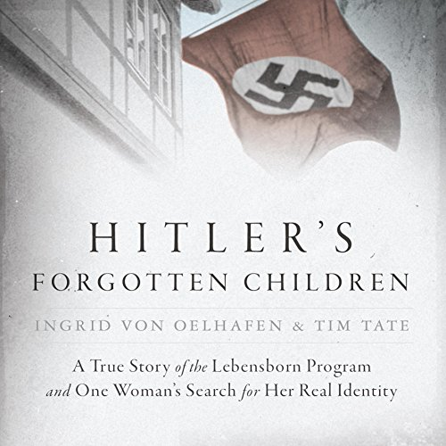 Hitler's Forgotten Children audiobook cover art
